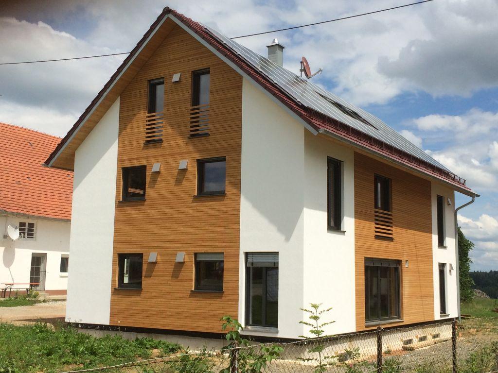 Schlusselfertiges Bauen Haus Herretshofen